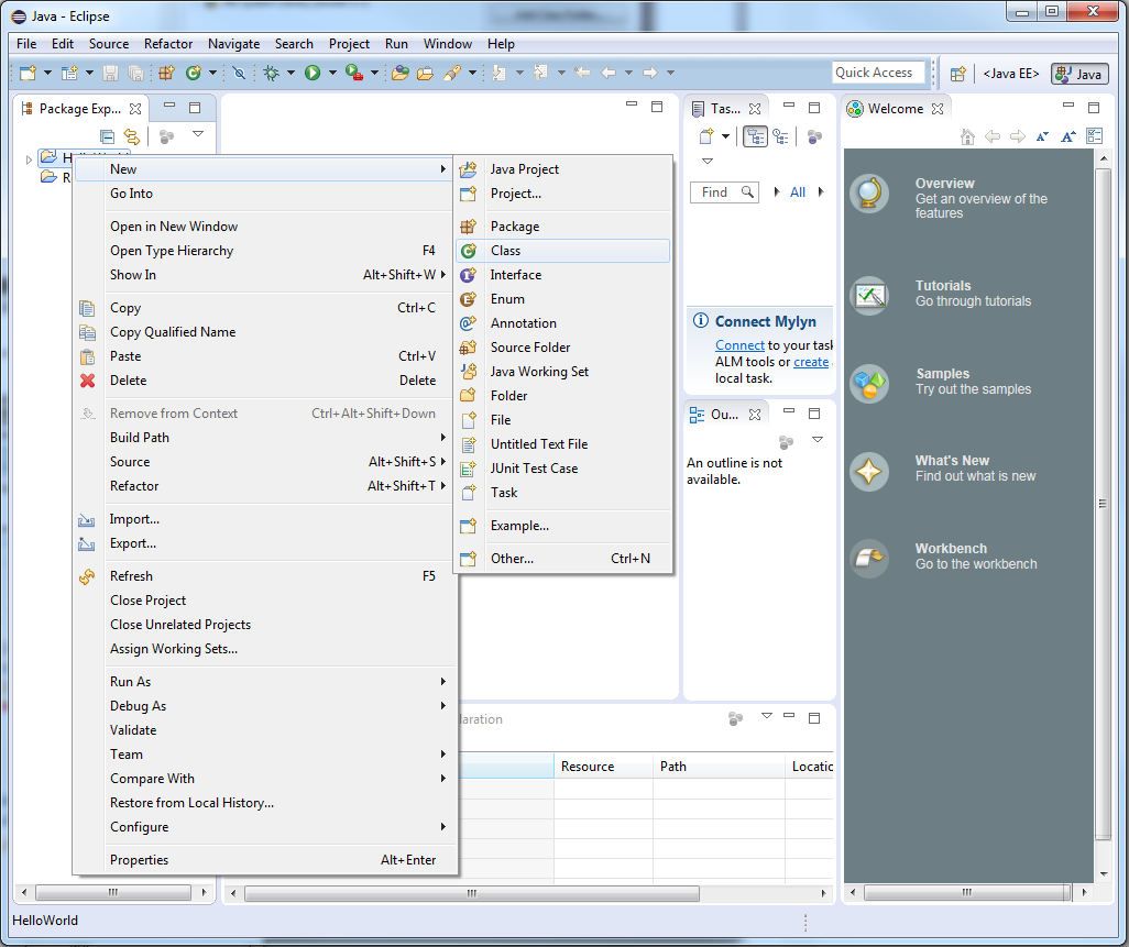 JxMaps in Eclipse - 5